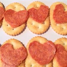 heart shaped crackers 170 best s day hearts cupid images on