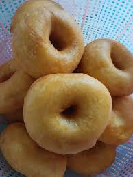 cara membuat donat agar mengembang cara membuat resep donat labu kuning pumpkin donut dan cara