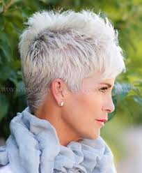 spiky short hairstyles for women over 50 short spiky haircuts for over 50 the best haircut 2017