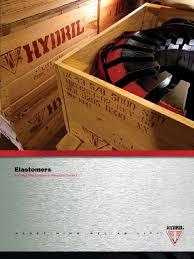 hydril elastomer brochure mechanical engineering nature