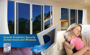 Patio Door Security Gate For Residential Applications Crl Security Screens Security Screen Door Screenmobile