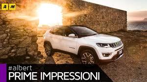 brown jeep renegade nuova jeep compass 2017 suv compatta tra renegade e cherokee
