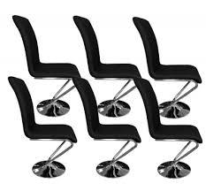 chaise pas cher lot de 6 lot 6 chaises design maison design wiblia com