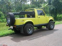 open jeep modified dabwali photo collection images maruti gypsy modified