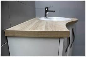 salle de bain plan de travail meuble salle de bain avec plan de travail idées de décoration à