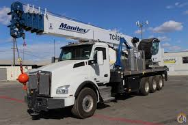 manitex tc450 crane for sale or rent in sacramento california on