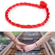 lucky red bracelet images Aliexpress buy 10 pcs string chinese lucky red string simple lucky jpg