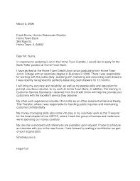 Resignation Letter Gratitude Cover Letter Internship Bank Sample by Get Letters From Colleges Letter Idea 2018