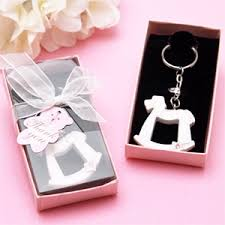 baby shower keychain favors rocking keychain favor baby shower favors and supplies