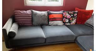 canapé le havre canapé d angle roche bobois avec coussins occasion le havre 76620