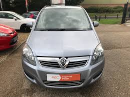 second hand vauxhall zafira 1 6i 115 life 5dr for sale in