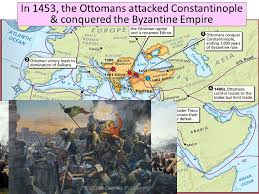Constantinople Ottoman Empire Essential Question What Were The Achievements Of The Gunpowder