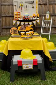 construction party ideas 16 best construction party ideas images on birthday