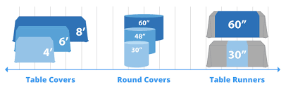 Round Table Size For 8 Dining Room How To Choose The Right Table Linen Size For Your