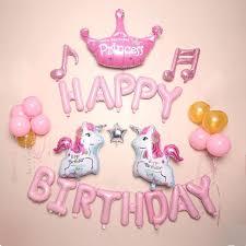 unicorn party supplies unicorn party supplies foil unicorn balloons kids birthday