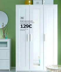 meuble penderie chambre armoire penderie chambre armoire chambre blanche pas cher ikea
