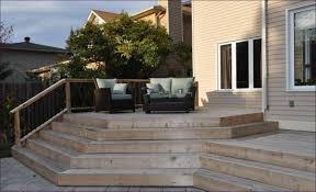 outdoor diy deck railing plastic porch railing privacy deck