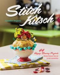 Home Decorating Sewing Projects Kitsch 44 Happy Sewing Projects From Home Decor To Accessories By