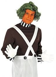 oompa loompa costume oompa loompa adults willy wonka costume umpa lumpa
