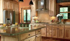 Wood Kitchen Designs Wood Cabinets Smarttechs Info