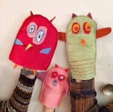 stitch u0027n kids felt hand puppets babyccino kids daily tips