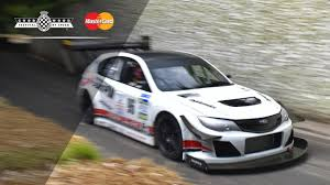 subaru impreza hatchback modified goodwood festival of speed 2016 the subaru that u0027s faster than a