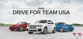 bmw summer bmw santa barbara to host summer test drive event supporting team usa