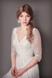 design hochzeitskleider vintage bridal gown of felicita design lace brautkleid mit ärmeln