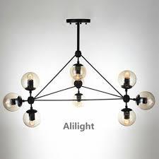 onyx pendant lighting aliexpress com buy new nordic vintage loft 10 head bulbs dna