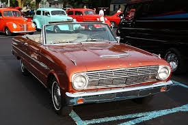1960 Ford Falcon Interior 1960 Ford Falcon Values Hagerty Valuation Tool