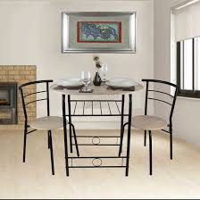 metal kitchen table and chair dining set buy 4 seaters metal