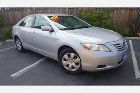 2007 toyota le used 2007 toyota camry for sale pricing features edmunds