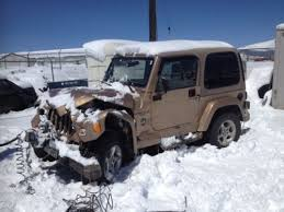 2000 jeep wrangler top purchase used 2000 jeep wrangler salvage wreck parts