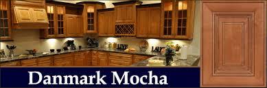 Mocha Kitchen Cabinets by J Mark Kitchen Cabinetry Peak Damark Glazed Mocha Kitchen Cabinets