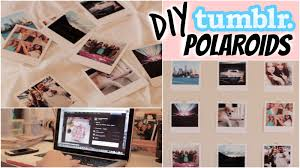 diy polaroids tumblr inspired room decor cheap easy kenzie diy polaroids tumblr inspired room decor cheap easy kenzie elizabeth youtube
