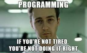 Ruby On Rails Meme - image result for programming humor being a programmer pinterest