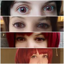 Lenses I Codi Colors Of The Wind Pink Lady By Ychigo On Deviantart