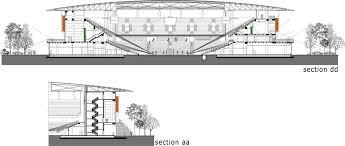 Arena Floor Plan Gallery Of Ankara Arena Yazgan Design Architecture 20