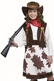 Halloween Costumes Boys Age 9 Amazon Cowgirl Costume U0027s Costume Age 7 9 Toys U0026 Games