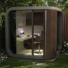 Cool Shed Designs by 15 Best Garden Office Designs Shedworking Garden Offices At