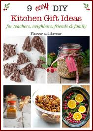 kitchen gift ideas 9 diy easy kitchen gift ideas flavour and savour