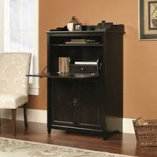 secretary desk computer armoire computer armoire espresso letter writing table small secretary desk