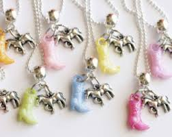 horse necklace etsy