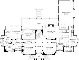 buckingham neoclassic house plan luxury floor plan