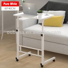 table ordinateur portable canapé notebook bureau mobile ordinateur portable table de chevet bureau