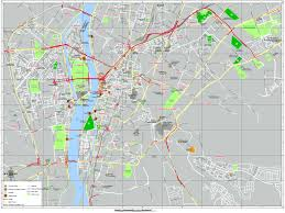 Metro Map Google by Cairo Town Map Cairo Egypt U2022 Mappery