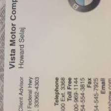 bmw vista pompano vista bmw pompano 43 reviews car dealers 744 n federal