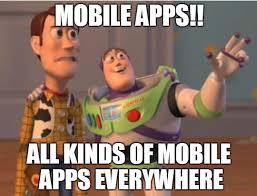 Meme Apps - mobile apps meme san diego ecommerce web development design
