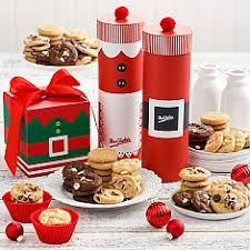 cookie gifts christmas cookie gift baskets cookie tins delivery mrs fields