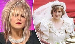 Wedding Dress Designer Princess Diana U0027s Wedding Dress Designer Reveals Horrific Memory Of